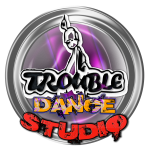 TROUBLEdance Studio LOGO 2012