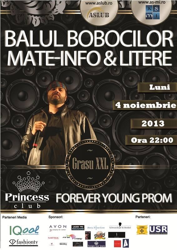 Balul Mate-Info si Litere 2013